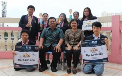 Ekskul dan Prestasi siswa/i SMK Pelita IV
